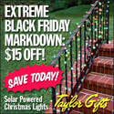 The new Everlight flashlight at Taylor Gifts