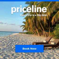 Save up to 50% on hotels at Priceline