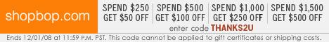 THANKS2U at Shopbop.com