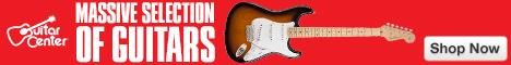 New Rebates at Guitar Center