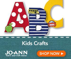 Kids Crafts at Joann.com
