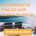 Finde die perfekte Finca f�r deinen Costa Blanca urlaub mit Vacalia.com.