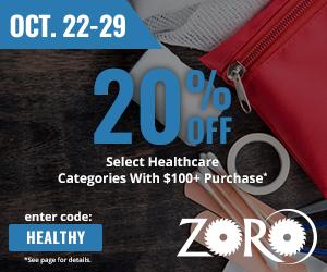 Zoro coupons