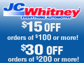 JC Whitney - Everything motorcycle