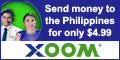 Your first remittance to the Philippines fee-FREE.