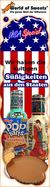 www.worldofsweets.de - Iconic Sweets from the States