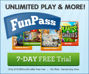 FunPass 7-Day Free Trial