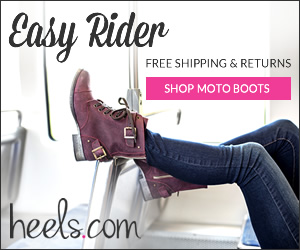 Easy Rider - Shop designer moto boots from Heels.com and get Free Shipping & Returns - Click Here!