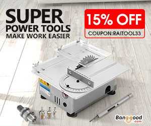 Extra 15% OFF For Power Tool Promotion