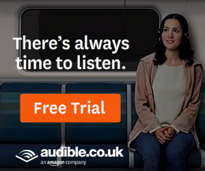 Download and listen to audiobooks anywhere