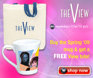 The View FREE Spring Tote with Mug