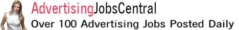 Advertising Jobs Central - 100+ Jobs Daily