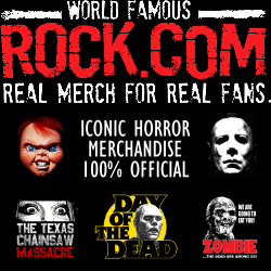 Halloween Horror Movie Merchandise