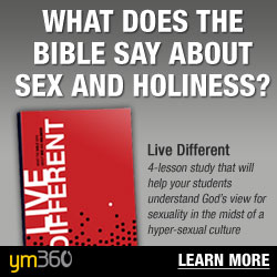 Live Different by Youth Ministry 360 Now Available