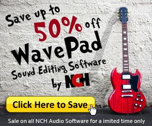 Image for WavePad - Sale Grunge