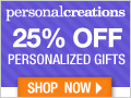 personal creations cyber monday