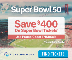 Super Bowl Sale!