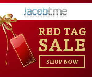 Jacob Time Red Tag Sale