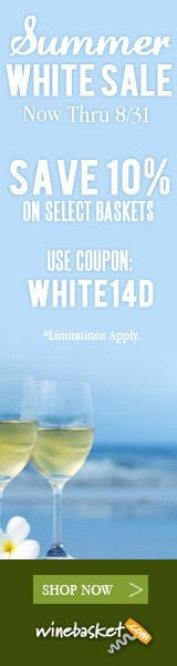 Summer White Sale Now thru 8/31. Use coupon WHITE14D
