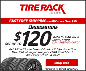 Hankook: Great Hit! Get Up to a $100 Rebate