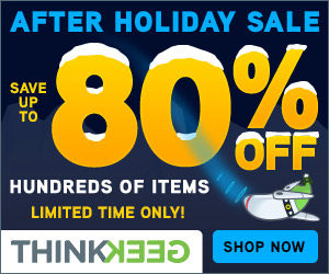 Up to 80% Off After Holiday Sale