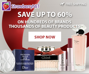 Up to 60% off – Strawberry Cosmetics Limited