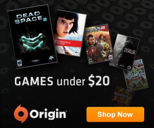 EA Games Under $20