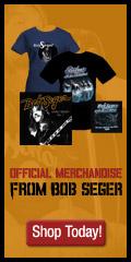 Bob Seger Official Store - Shop Today