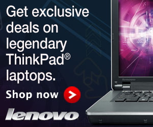 Shop Lenovo ThinkPad Offers!