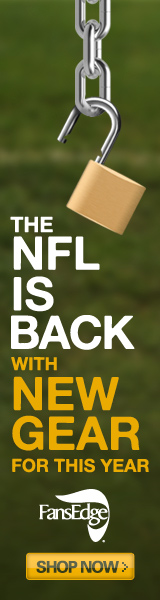 The NFL Is Back With New Gear For This Year At Fan
