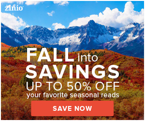 CA 50% off- Fall Savings