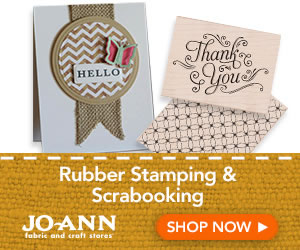Rubber Stamping & Scrapbooking at Joann.com!