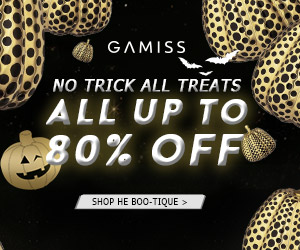 Halloween Promotion: All Up to 80% Off