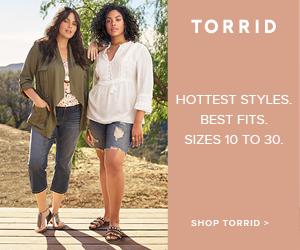 Shop Fashion for Sizes 10-30 at Torrid.com!