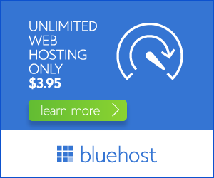 Bluehost.com Web Hosting $6.95