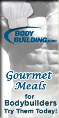 Gourmet Meals for Bodybuilders.