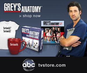 Shop now for Grey's Anatomy Merchandise!