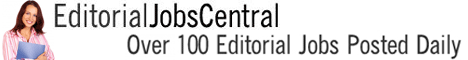 Editorial Jobs Central - 100+ Jobs Daily