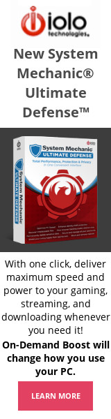 iolo System Mechanic� - Fix, Speed Up Your PC