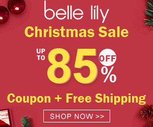 2017 Christmas Sale, Up To 85% Off & Free Shipping Worldwide