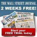 The Wall Street Journal, newspaper, Wall Street,