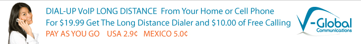 VoIP Long Distance from your Home or Cell Phone