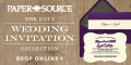 Exclusive Paper Source Wedding Collection