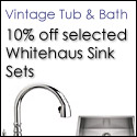 Free Shipping on EVERYTHING including Clawfoot Tub