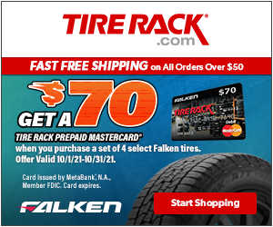 Eibach Instant Rebate: Save Up to $30