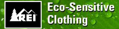 REI ecoSensitive: Take it Easy on Mother Nature