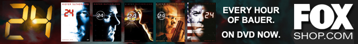 Shop for Fox 24 DVDs Jack Bauer