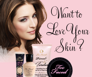 Want to love your skin? Shop Too Faced foundations