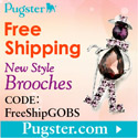 Free Shipping New Style Brooches