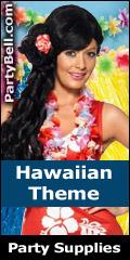 Hawaiian Theme Party Supplies